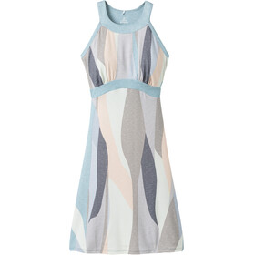 Prana Calexico - Vestidos y faldas Mujer - beige/azul